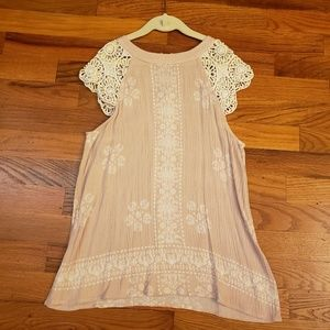 Girls Monteau Top from Macy's SZ 12 / 14 Adorable